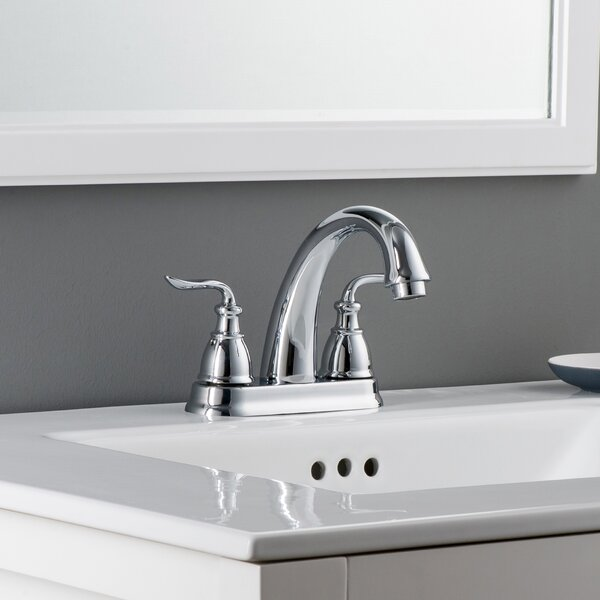 Sforzando Centerset Lavatory Bathroom Faucet