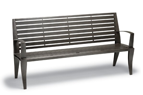 Dewart Iron Park Bench by Wabash Valley