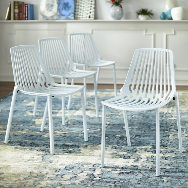Femke Dining Chair (Set of 4) by Latitude Run