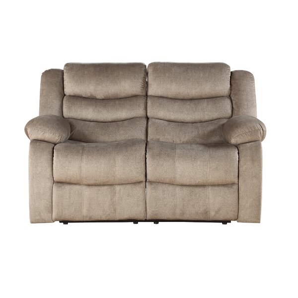 Siena Reclining Loveseat by Red Barrel Studio