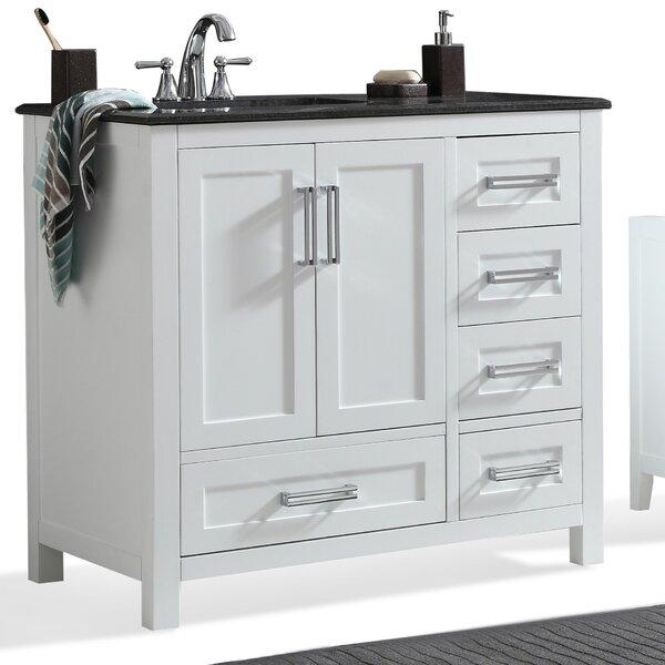 Evan 37 Single Bathroom Vanity Set by Simpli Home