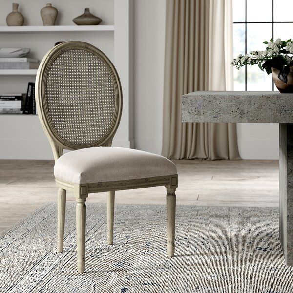 Sonja Solid Wood Dining Chair by Greyleigh