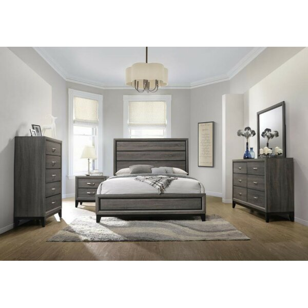 Balmer Standard Configurable Bedroom Set by Foundry Select