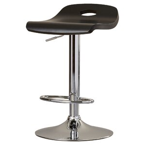 Barron Adjustable Height Swivel Bar Stool