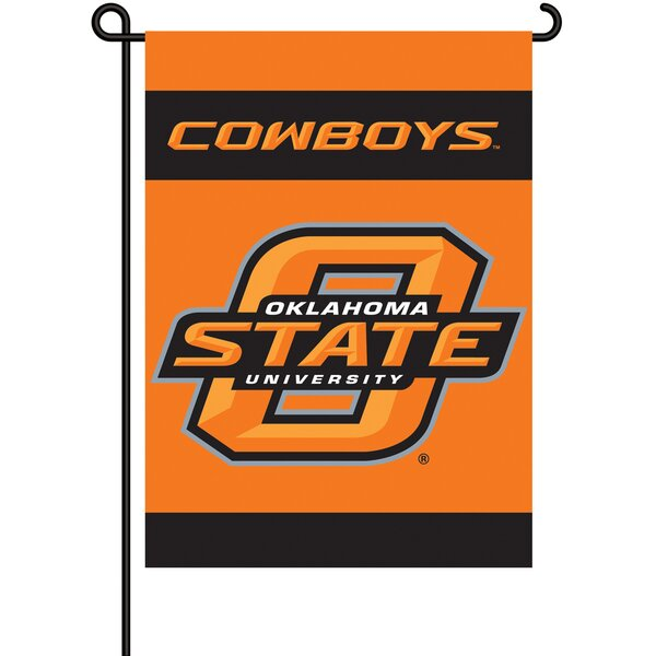 NCAA 2-Sided Garden Flag by NeoPlex