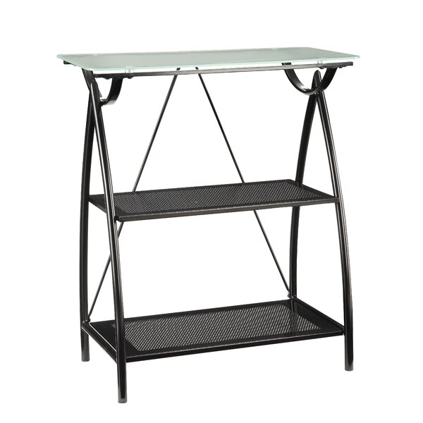 Hargraves Etagere Bookcase by Symple Stuff