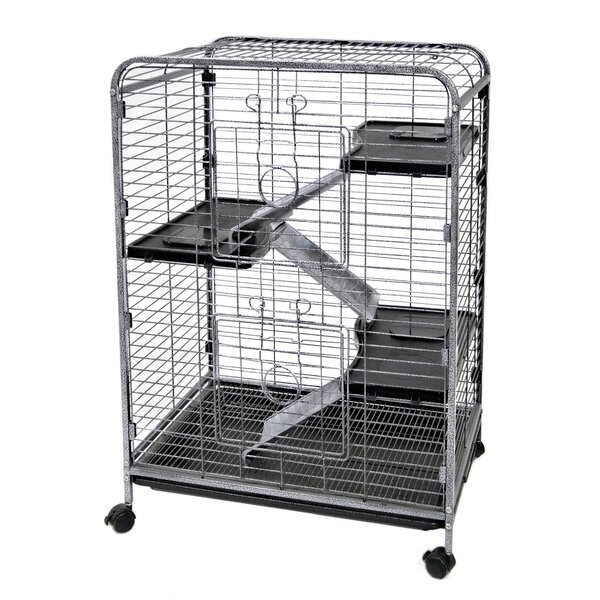 Home Sweet Home 4-Level Small Animal Cage by Ware Manufacturing