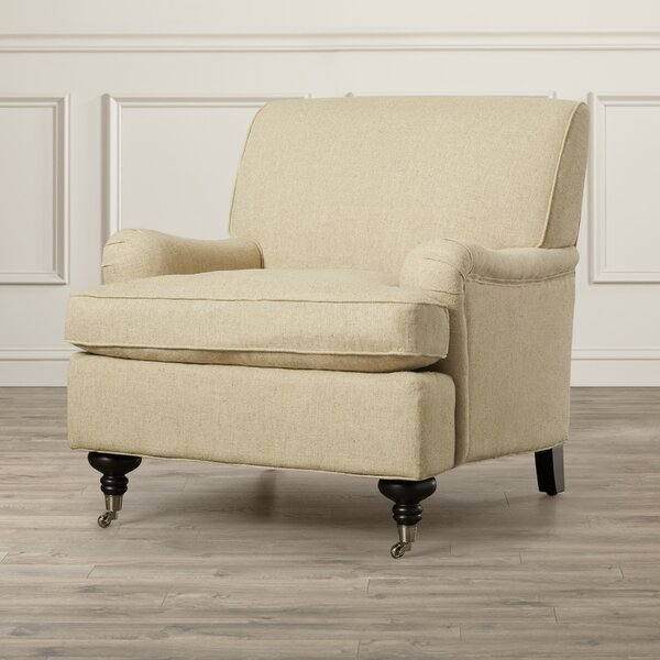 Berne Armchair by Charlton Home