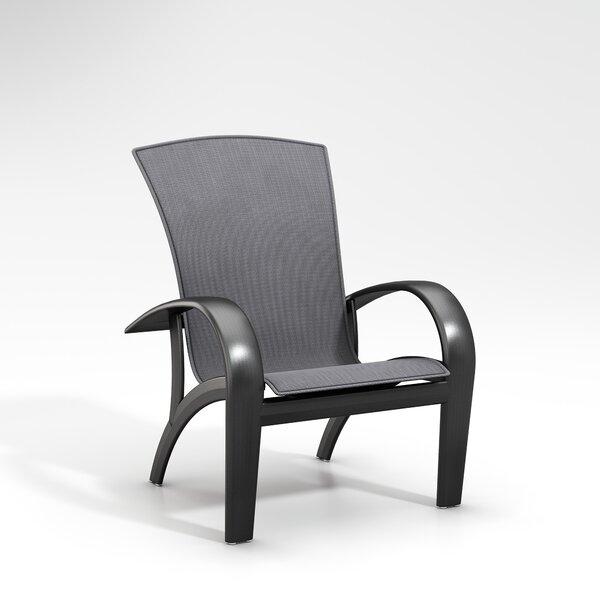 Wellesley Sling Patio Dining Chair by Brayden Studio Brayden Studio