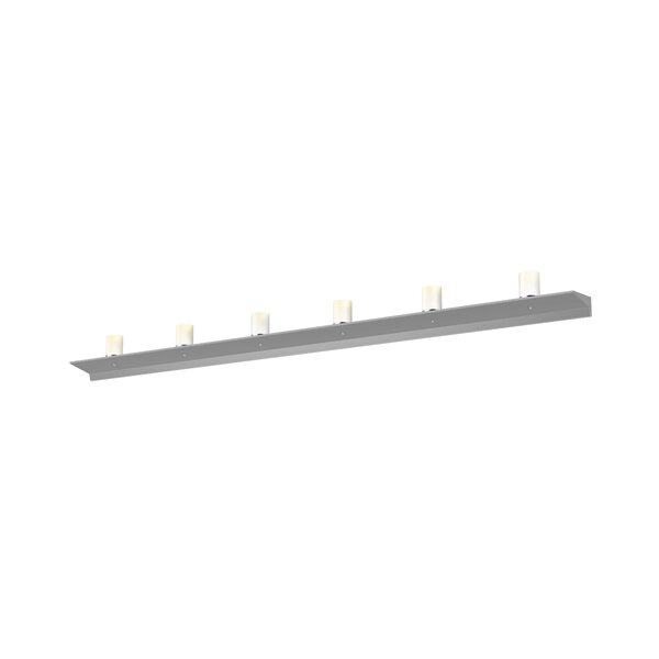 12-Light LED Bath Bar by Sonneman