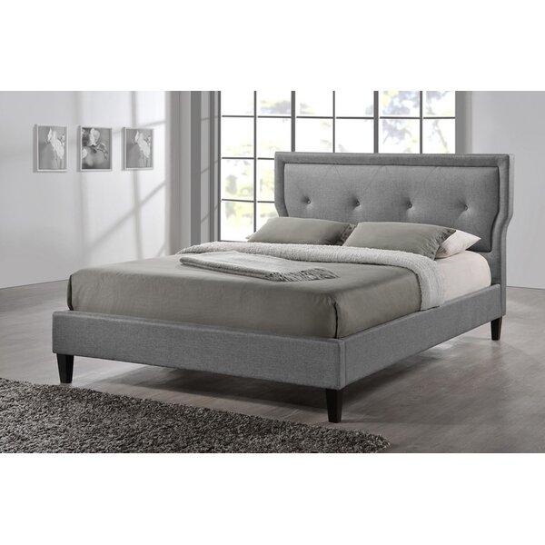 Cale Upholstered Platform Bed by Mercer41