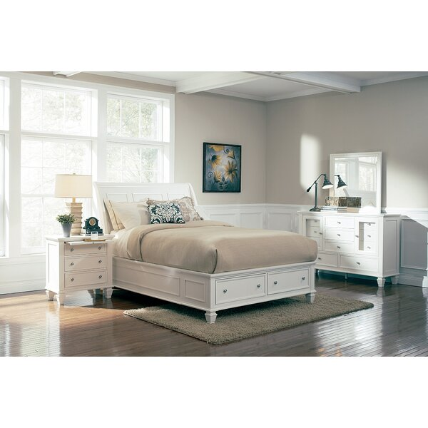 Shila Storage Standard Bed by Darby Home Co