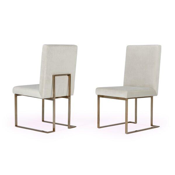 Chartierville Upholstered Side Chair (Set of 2) by Orren Ellis Orren Ellis