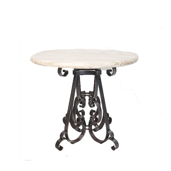 Tilton Bar Table by Fleur De Lis Living