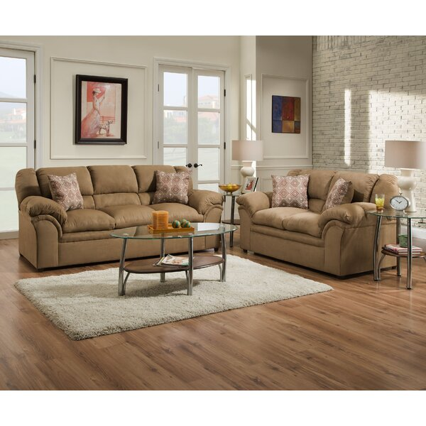 Elza Configurable Living Room Set by Red Barrel St