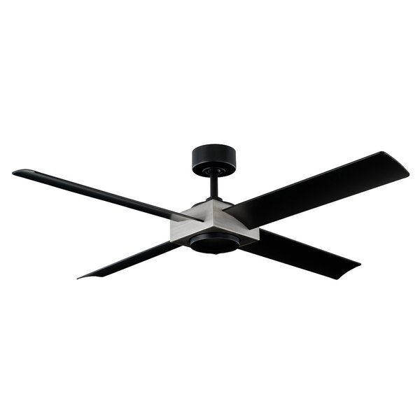 Paradox 3 Blade Outdoor LED Smart Ceiling Fan by Modern Forms