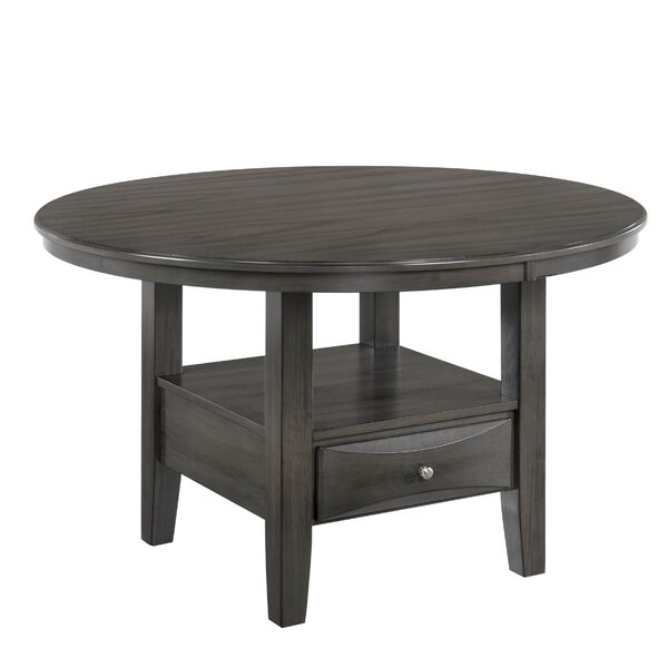 Poitra Dining Table by Bloomsbury Market Bloomsbury Market