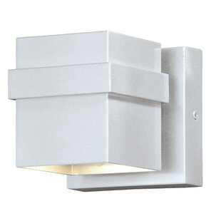 Compare Starns LED Outdoor Sconce By Orren Ellis