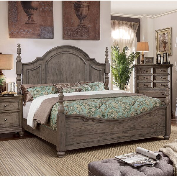 Marla Standard Bed by Canora Grey