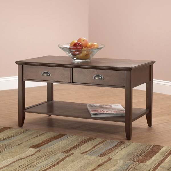 Gerhardt Coffee Table by Andover Mills