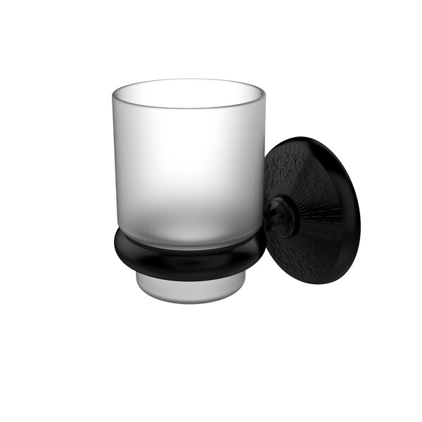 Monte Carlo Wall Mount Tumbler Holder by Allied Brass