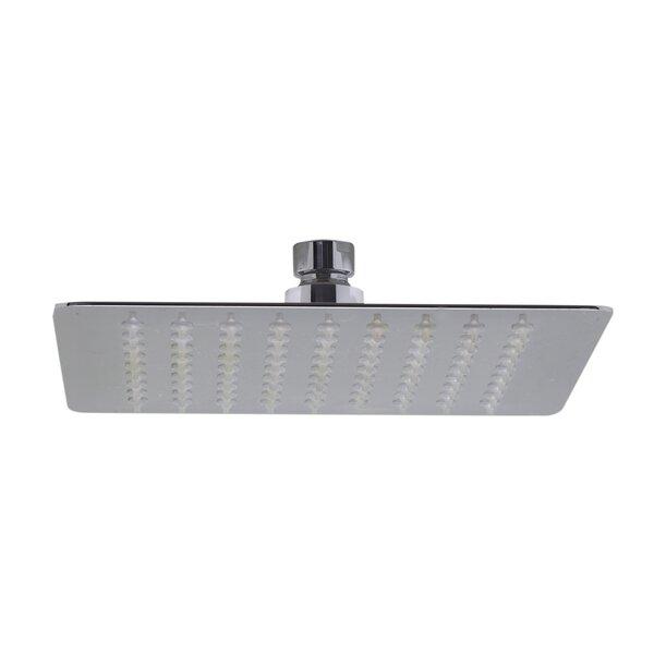 Ultra Thin Square Rain Shower Head by Alfi Brand Alfi Brand