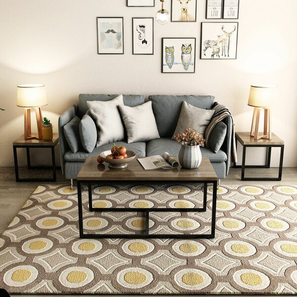 Peniste 3 Piece Coffee Table Set By Williston Forge