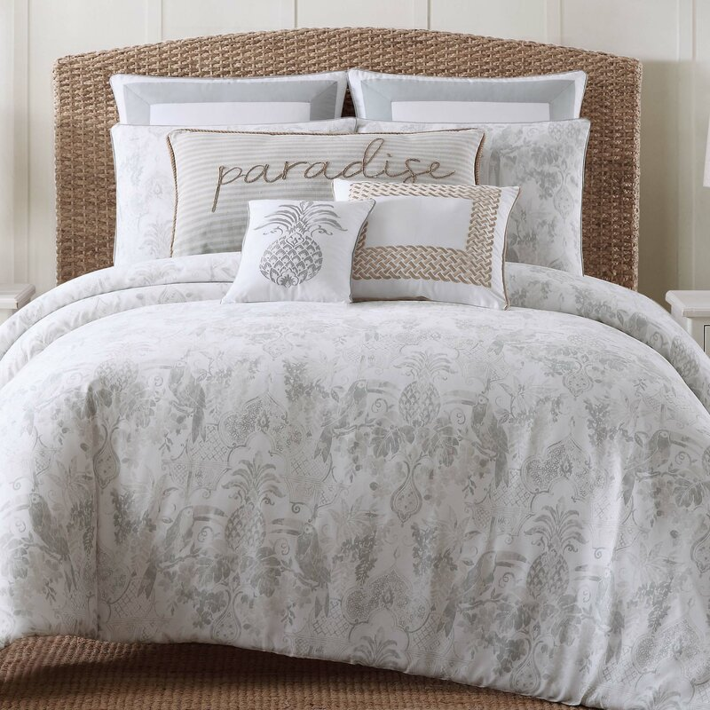 Beachcrest Home Java Coastal Comforter Set Amp Reviews