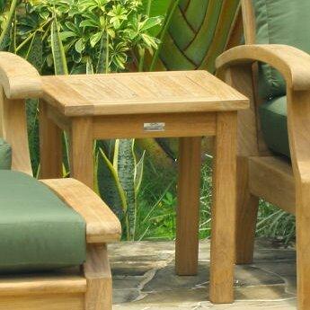 Classic Teak Side Table by Douglas Nance