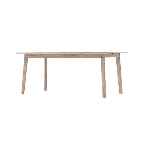 Britton Extension Solid Wood Dining Table by Union Rustic Union Rustic