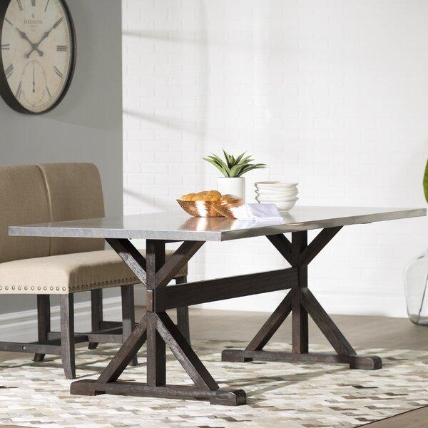 Purgatoire Valley Dining Table by Trent Austin Design Trent Austin Design