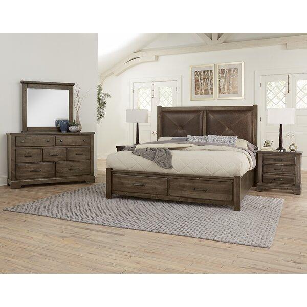 Karina Solid Wood Configurable Dresser Set by Gracie Oaks