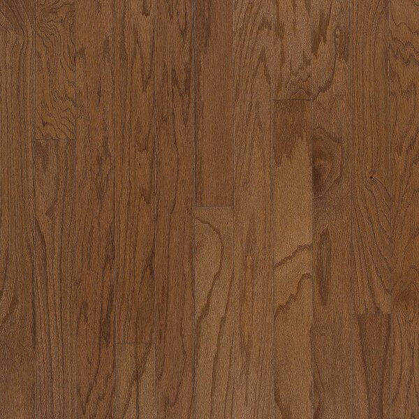3 Engineered Red Oak Hardwood Flooring in Bark by Armstrong Flooring