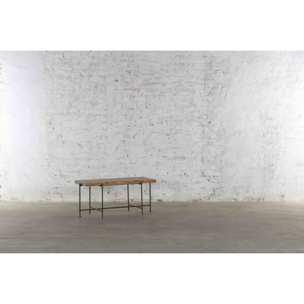 Finnigan 36.5 Solid Wood Console Table by 17 Stories