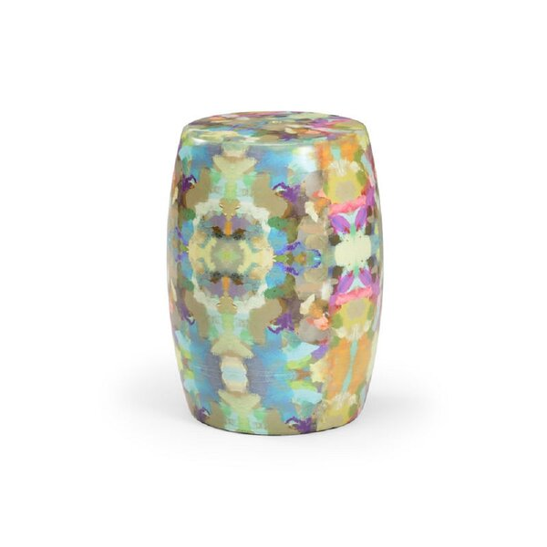 Indigo Girl Garden Stool by Wildwood