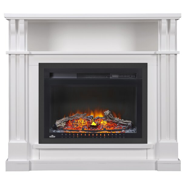 Mantel Package Electric Fireplace by Napoleon