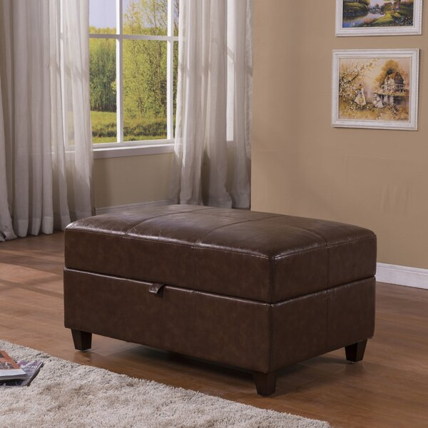 Dail Upholstered Storage Bench by Darby Home Co