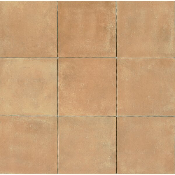 Harvest 14 x 14 Porcelain Field Tile in Pueblo by Grayson Martin