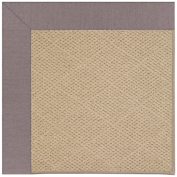 Lisle Machine Tufted Evening/Brown Indoor/Outdoor Area Rug by Longshore Tides