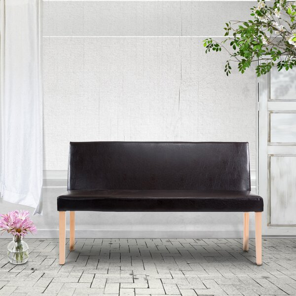 Westhought Bench Sofa by Wrought Studio