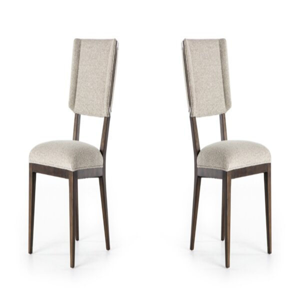 Wenner Upholstered Side Chair (Set Of 2) By Corrigan Studio