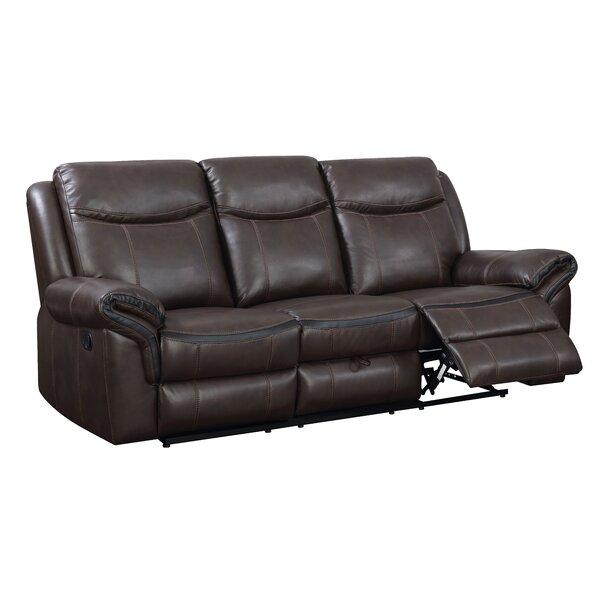 Hassen Reclining Sofa by Latitude Run