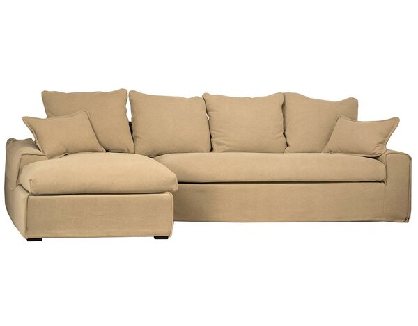 Kersey L-Shape Sectional by Gracie Oaks