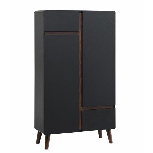 Schaal 2 Door Accent Cabinet Corrigan Studio W002810261