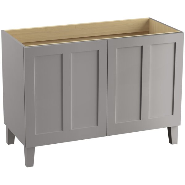 Poplin™ 48 Vanity with Furniture Legs and 2 Doors by Kohler