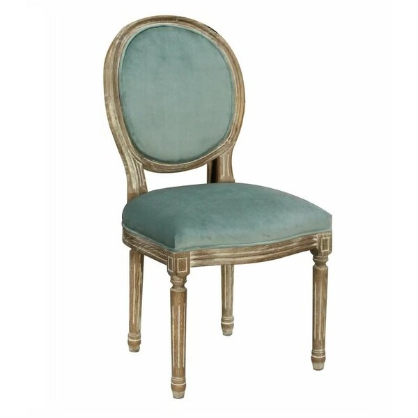 Lara Upholstered Dining Chair by Ophelia & Co.