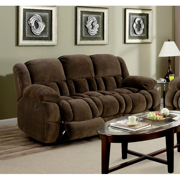 Midsomer Reclining Sofa by Winston Porter