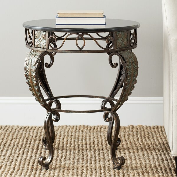 Karen End Table by Safavieh