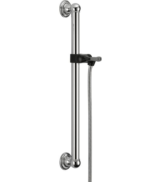 Universal Showering Components Adjustable Grab Bar