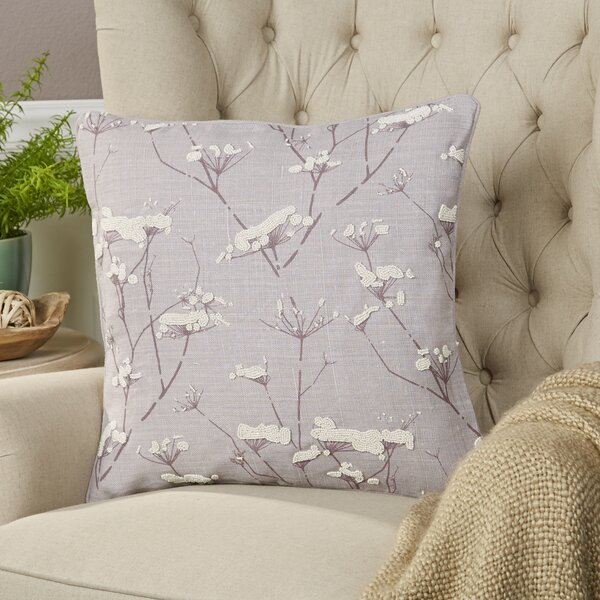 Saylor Linen Pillow Cover by The Twillery Co.